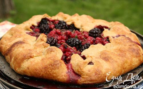 Рецепт Пирог с ягодами