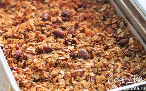 Рецепт Гранола — домашние мюсли