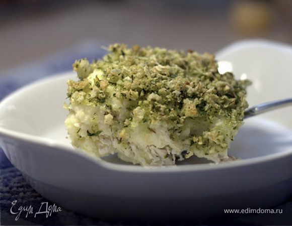 Картофельно-мясная запеканка (Hachis Parmentier)
