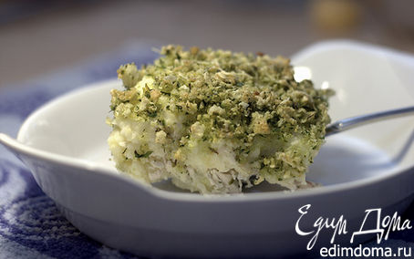 Рецепт Картофельно-мясная запеканка (Hachis Parmentier)