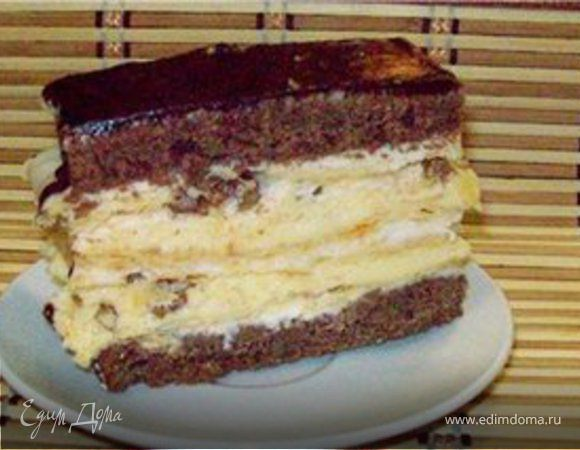 Крещатый яр торт рецепт