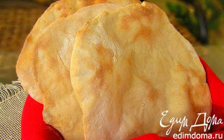 Рецепт Хлебные лепешки карасау (carasau)
