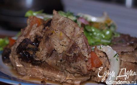 Рецепт Свинина с черносливом