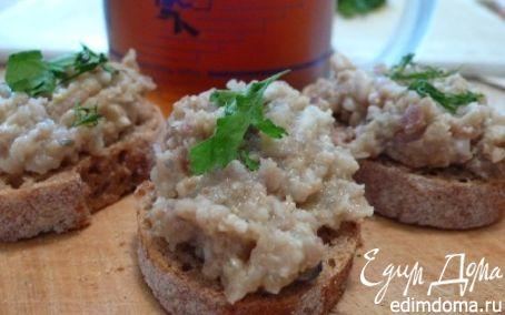 Рецепт – Форшмак с грецкими орехами