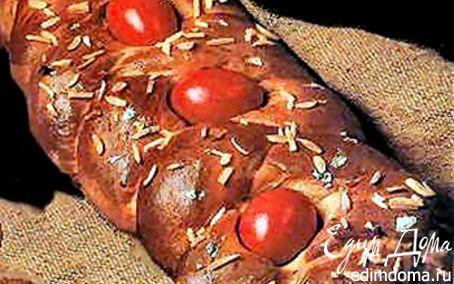 Рецепт Греческий пирог к Пасхе