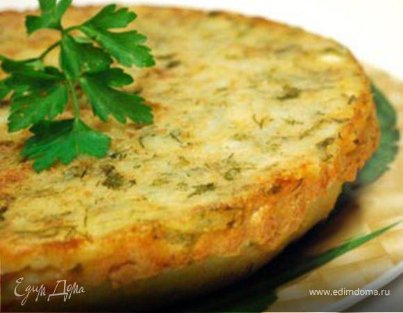 Ирландский картофельный пирог