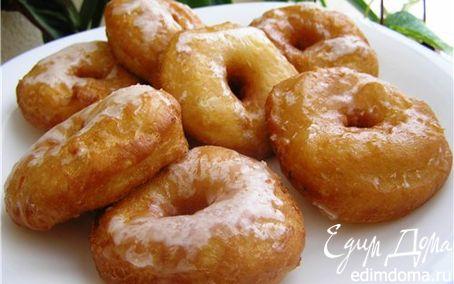 Рецепт Сочные картофельные пончики