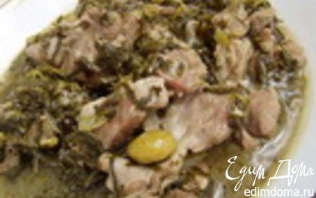 Рецепт Чакапули (Chakapuli)