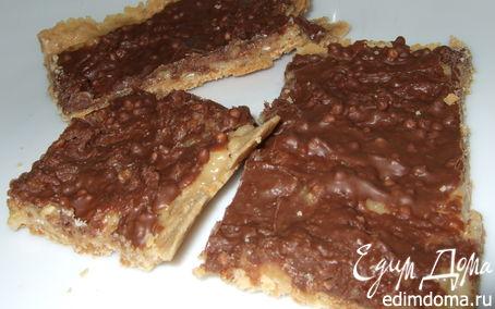 Рецепт Песочное печенье для миллионеров