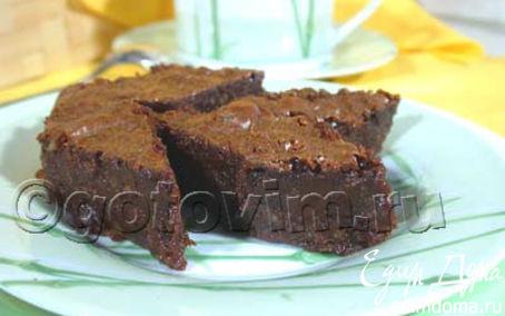 """Рецепт – Торт """"Брауни"""""""