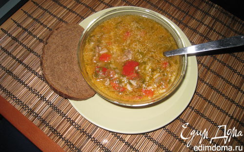 Рецепт Суп из баранины