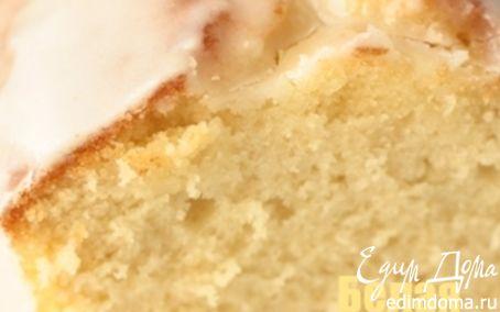 Рецепт Нежнейший и очень лимонный кекс