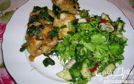 Рецепт Рыба, жаренная с вином и сладким соевым соусом