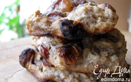 Рецепт Овсяное печенье диетическое
