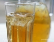 Зеленый чай с джином