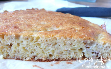 Рецепт Сладкий банановый хлеб