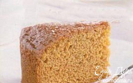 Рецепт Девонширский медовый пирог
