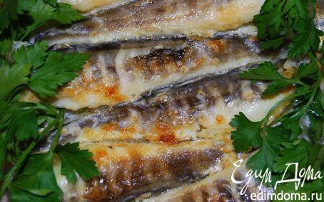 Рецепт Ледяная рыба, запеченная в духовке