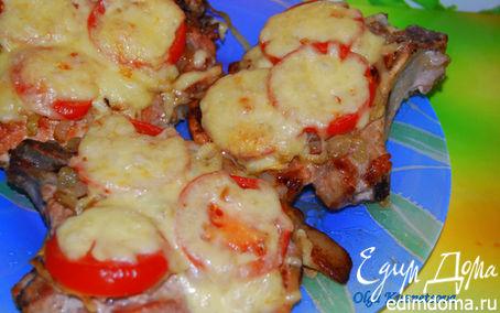 Рецепт Свиная корейка, запеченая в духовке