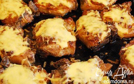 Рецепт Свиная корейка, запеченная в духовке
