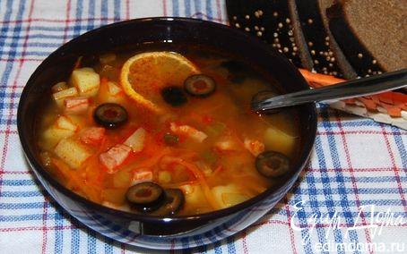 Рецепт Солянка (суп)