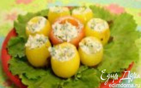 Рецепт Фаршированные помидорчики