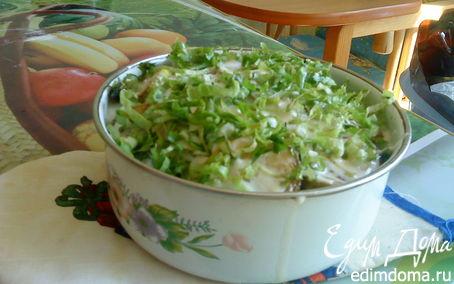 Рецепт Колечки из кабачков