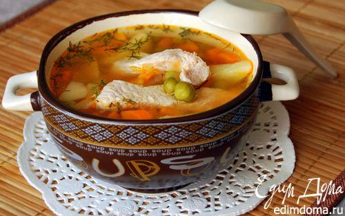 Рецепт – Суп из индейки