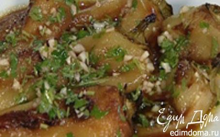 Рецепт Запеченный маринованный перчик