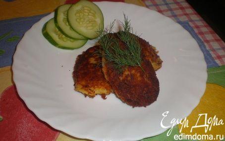 Рецепт Картофельные зразки с мясом