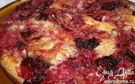 Рецепт Сливовый пирог татен