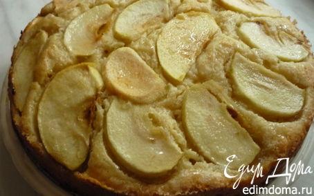 Рецепт Яблочно-медовый пирог