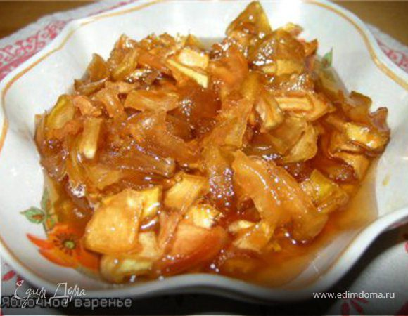 Яблочное варенье для пирогов