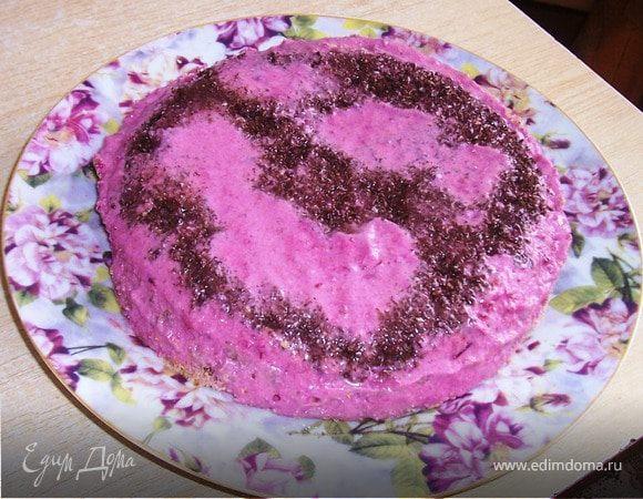 Десерт с манго и маскарпоне - кулинарный пошаговый рецепт с фото на KitchenMag.ru