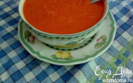 Рецепт Суп-пюре из помидоров