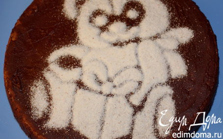 Рецепт Торт «Шоколадный Мишка»