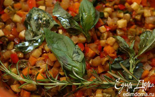 Рецепт Овощи, томленные в горшочке