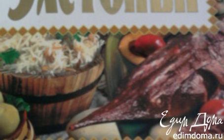Рецепт Самое обыкновенное блюдо-Ушное!
