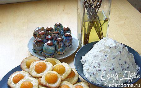Рецепт Пасхальные печенья