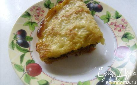 Рецепт Картофельная запеканка от Катерины
