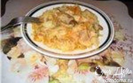 Рецепт Свинина с квашеной капустой по- немецки
