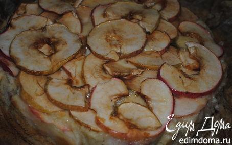 Рецепт Итальянский яблочный пирог