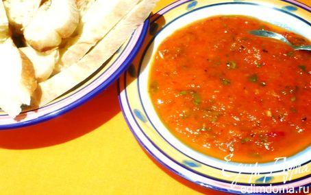 Рецепт Марокканская паста из перца