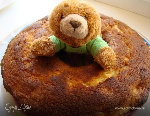 Экспресс пирог для доченьки.