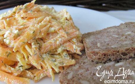 Рецепт Салат витаминный с фетой