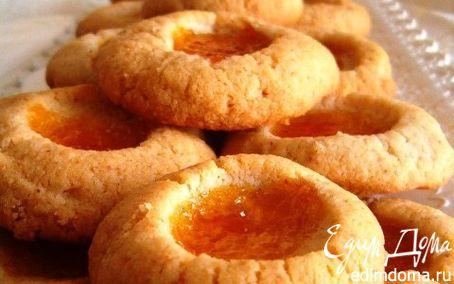 Рецепт Нежное печенье