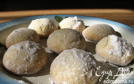 Рецепт Ароматное песочное печенье