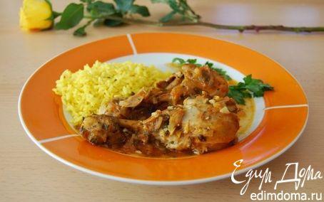 Рецепт Чахохбили#1