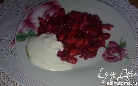 Рецепт Фасоль в томатном соусе