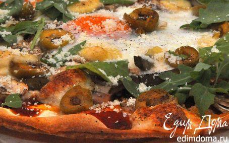 Рецепт Пицца Капричоза (Capricciosa)